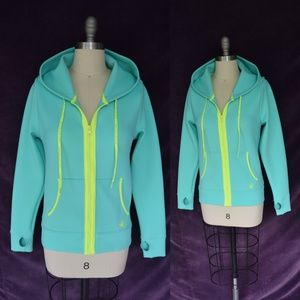 Body Glove Neoprene sweat shirt hoodie jacket